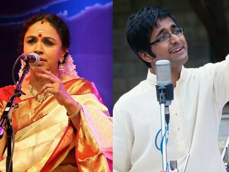 Enjoy Carnatic musical performances by artists this festive season