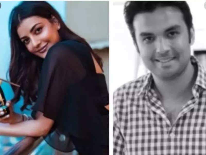 Kajal Aggarwal's fiancé Gautam shares pictures of wedding Kurta