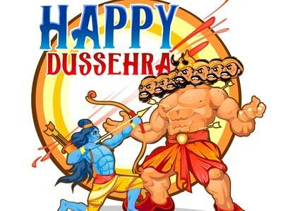 Dussehra 2020: Facebook post & Whatsapp status