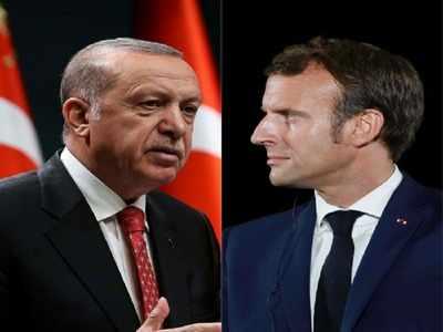 Erdogan says Macron 'needs treatment' over attitude to Muslims