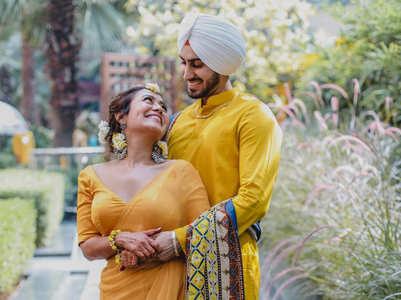 All bridal looks of Neha Kakkar