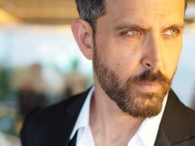 Hrithik buys a swanky new house