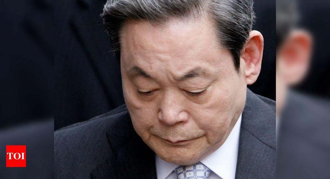 Samsung's Lee leaves behind $21bn wealth for inheritance