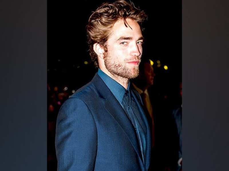 Robert Pattinson celebrates 'real-life heroes'
