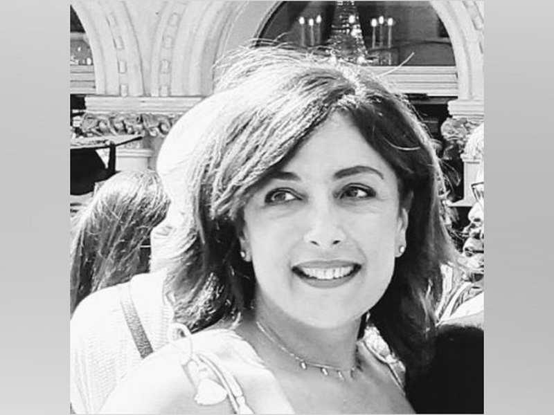 Najwa Najjar announces new musical project 'Kiss of a Stranger'