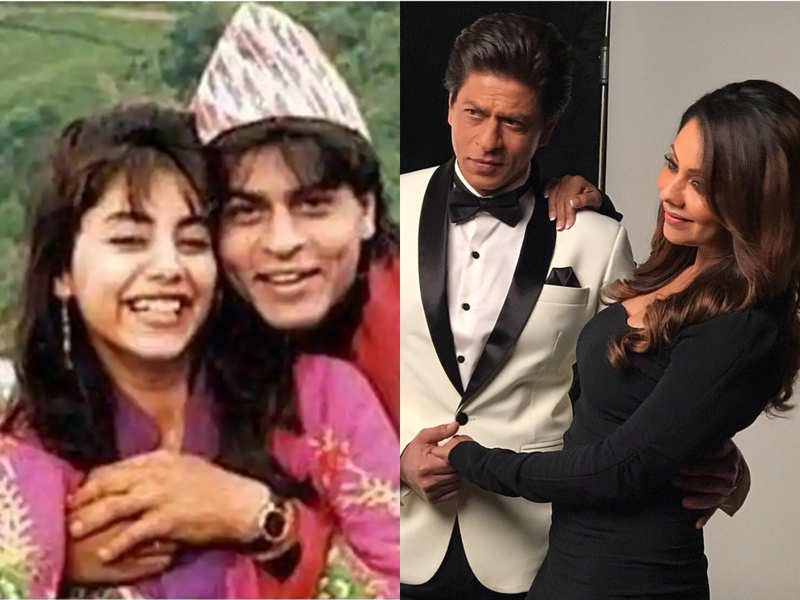 Shah Rukh Khan and Gauri Khan's 29th wedding anniversary: Here's how he tricked her for their honeymoon