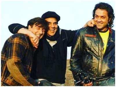 Dharmendra, Sunny & Bobby to star in 'Apne 2'