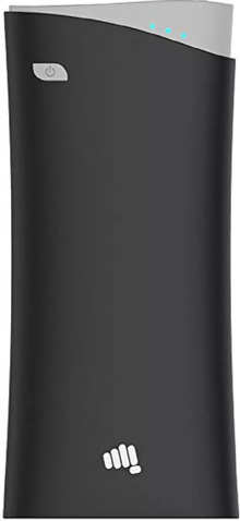 Micromax PBAPB1301GRB 13000mAH Power Bank (Black)
