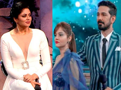 BB14: Kavita says Rubina Dilaik is 'insecure'
