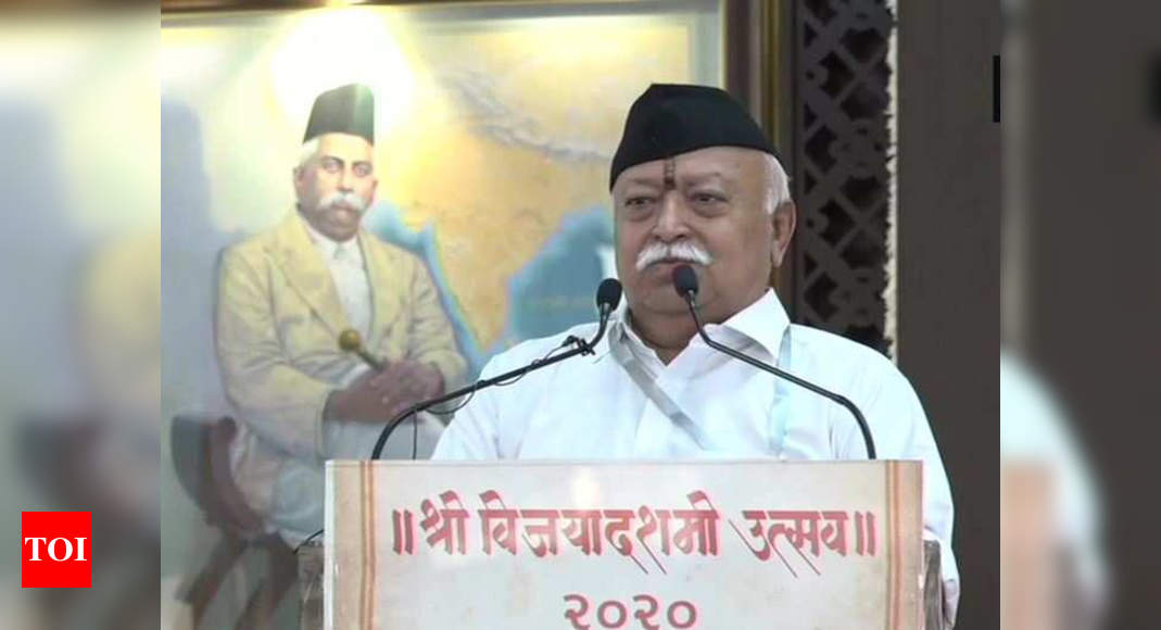 India's reaction to aggression left China rattled: RSS chief