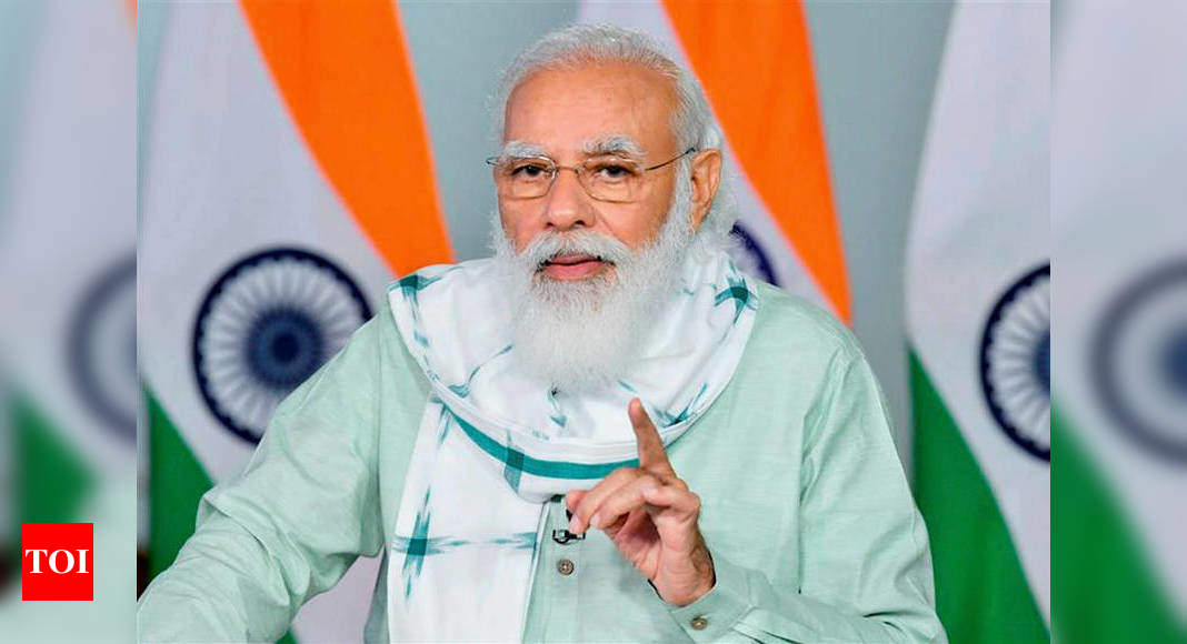 Think of troops at borders, light a 'diya' for them: PM Narendra Modi