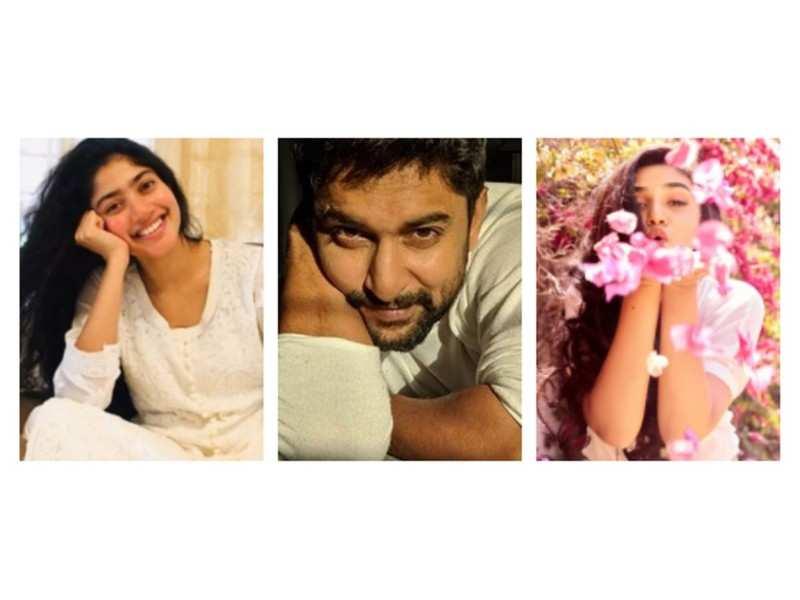 Nani teams up with Sai Pallavi and Krithi Shetty for Shyam Singha Roy