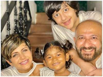 Mandira Bedi adopts a baby girl
