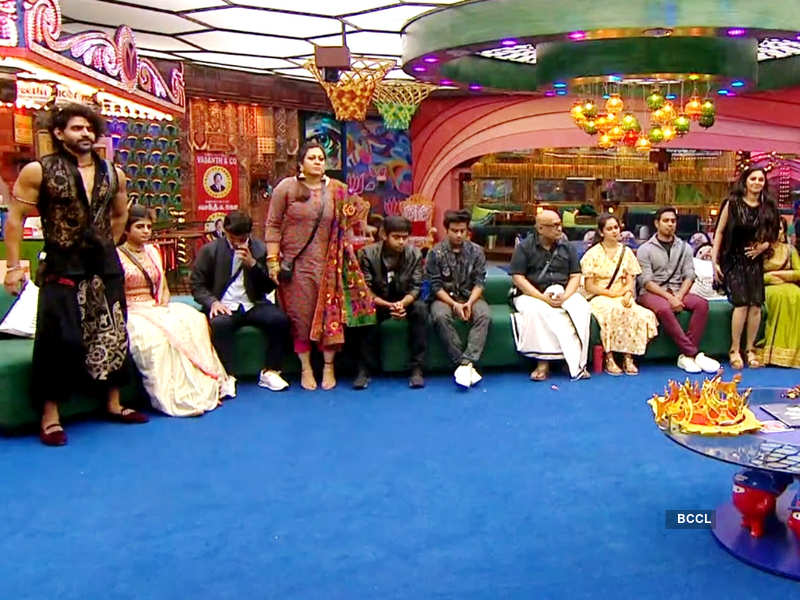 Bigg Boss Tamil 4, Day 21, October 25, highlights: Aajeedh Khalique escapes elimination with eviction free pass; Archana Chandhoke becomes the new captain