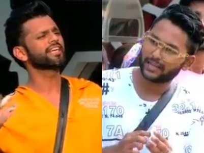 BB: Rahul calls Jaan a product of nepotism