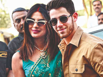 Priyanka moves into a new house with Nick