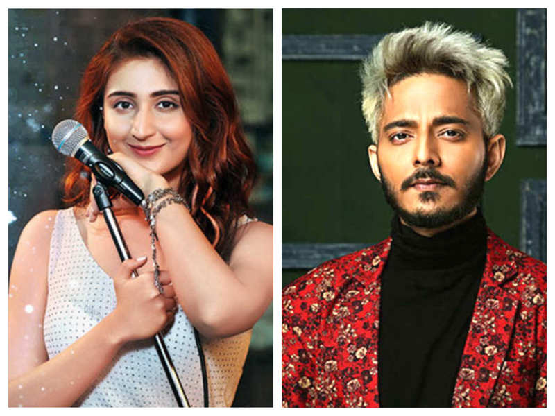 Exclusive! Dhvani Bhanushali: Tanishk Bagchi's original compositions are insane and the world is yet to see what he has in store