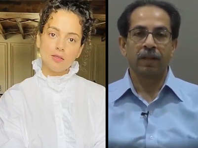 Kangana's message for Uddhav Thackeray