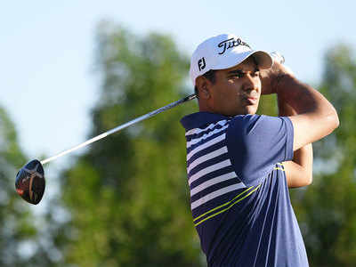 Canter and McGowan share 3-shot lead at Italian Open