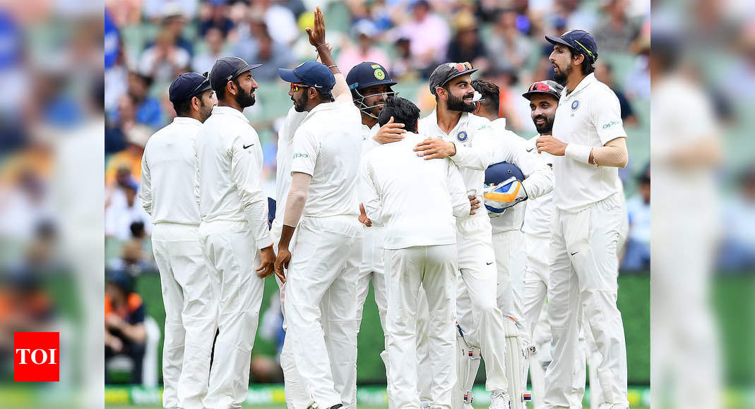 India vs Australia: Boxing Day Test likely to allow fans as virus outbreak quashed - Times of India