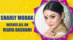 This year we celebrated Vijaya Dashami virtually: Sharly Modak