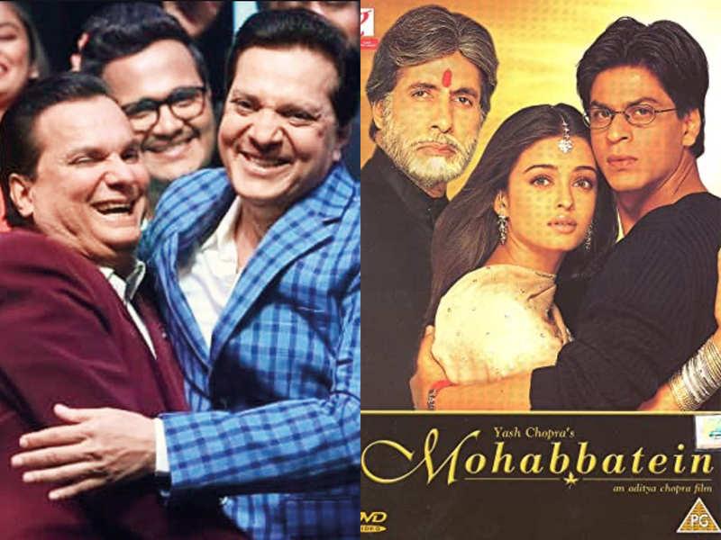 "Exclusive! 20 years of 'Mohabbatein': ""I wish Lalit and I hadn't parted ways,"" says Jatin of Jatin-Lalit jodi"