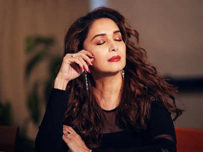 Here's a guide to ageless make-up once you hit 50 like Madhuri Dixit