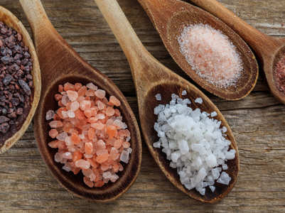 Weight loss:White salt vs pink salt