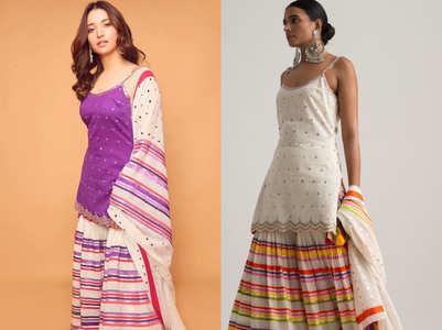 Tamannaah Bhatia just wore the most expensive cotton lehenga ever!