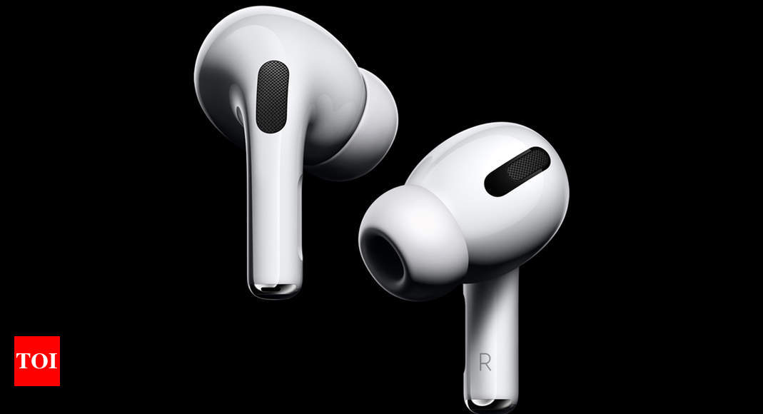Apple may launch new entry-level AirPods, AirPods Pro in 2021 – Times of India