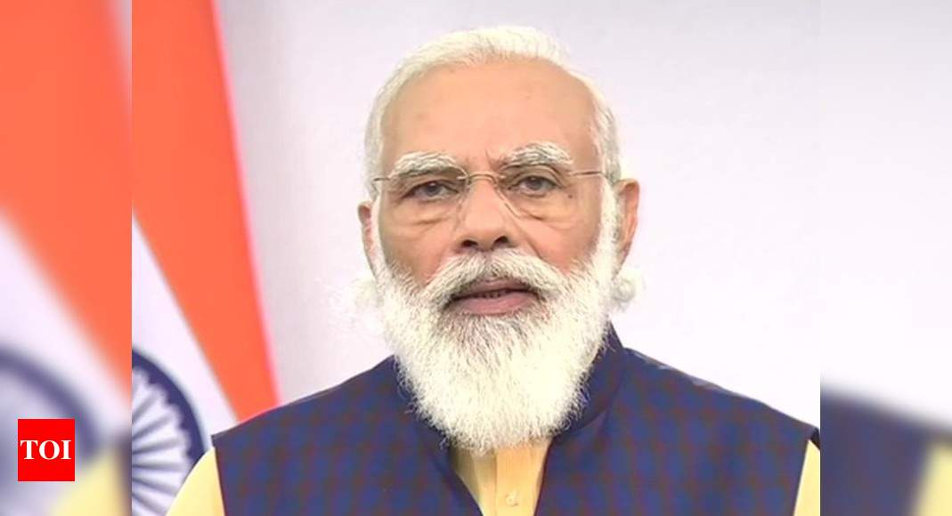 Energy sector in India: Narendra Modi lays down India's energy map, lists seven key drivers of change   India Business News – Times of India