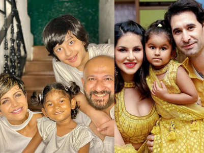 Famous Indian celebrities who have adopted children