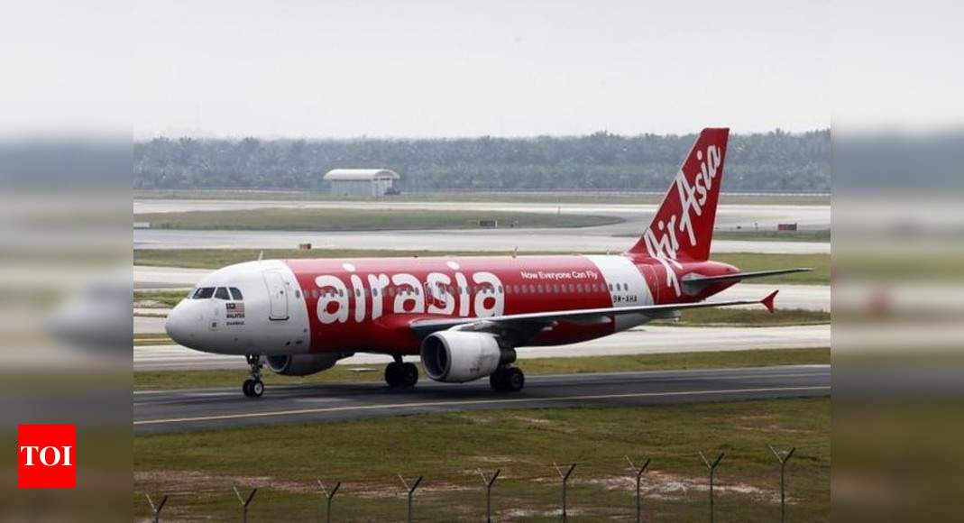 AirAsia India resumes in-flight food & beverage service – Times of India