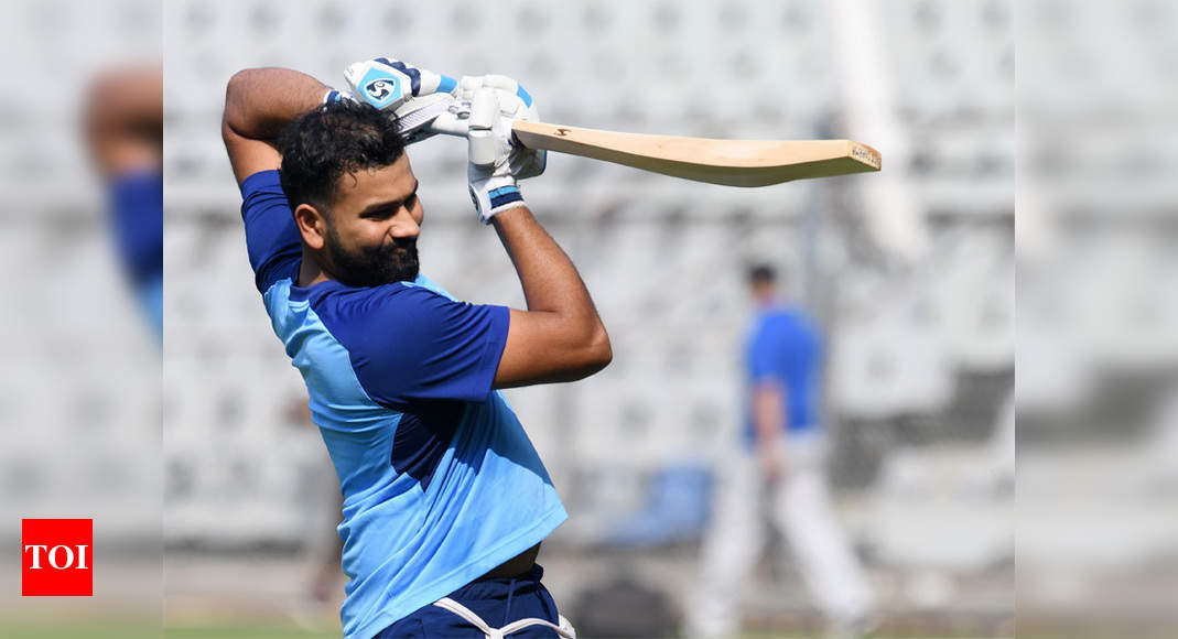 India squad for Australia tour 2020: Rohit Sharma out of Australia tour with hamstring injury; Siraj in Test squad, Varun in T20Is | Cricket News – Times of India