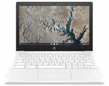 HP Chromebook 11-inch Laptop, MediaTek MT8183, MediaTek Integrated Graphics, 4 GB RAM, 32 GB eMMC Storage, Chrome (11a-na0021nr, Snow White)