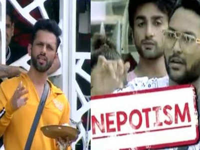 BB14: Jaan reacts to Rahul's nepotism remark