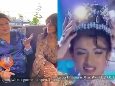 PC on 20 years of being crowned as Miss World