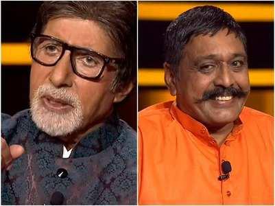 KBC: Amitabh Bachchan schools a contestant