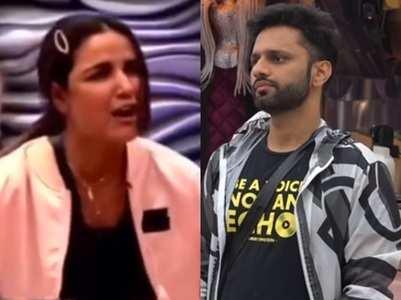 Bigg Boss 14: Jasmin gets mad at Rahul Vaidya