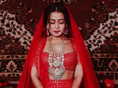 Neha Kakkar weds Rohanpreet