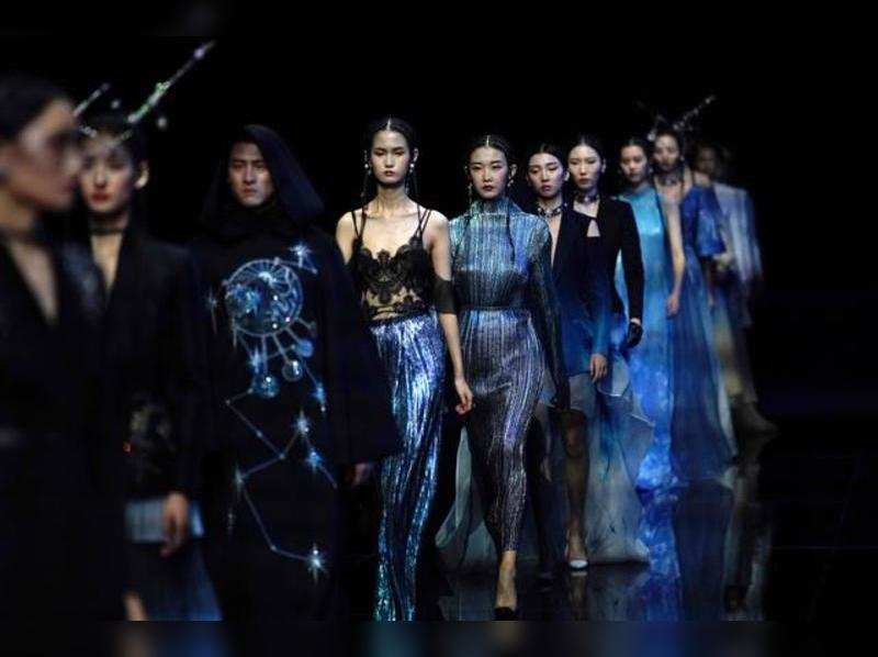 Packed bars and mask-less catwalks: China's consumers make a comeback