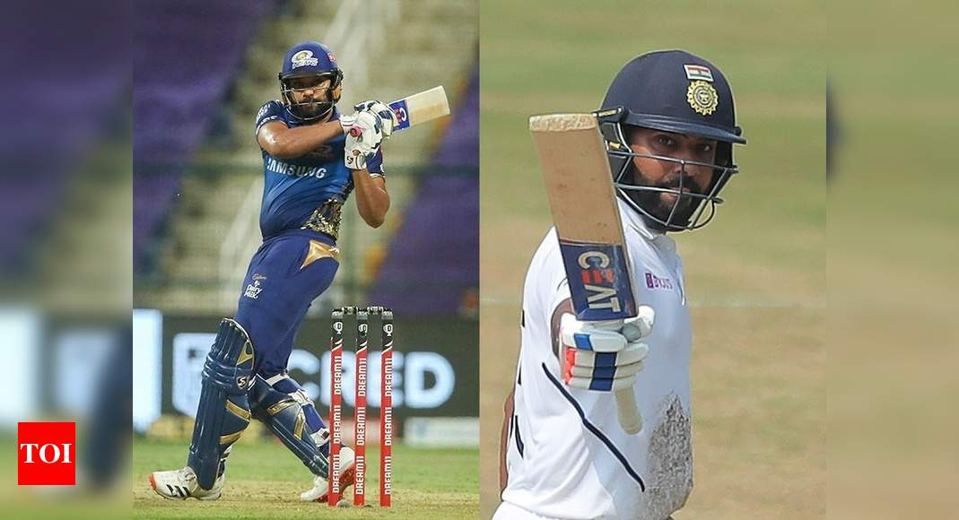 Rohit Sharma:  Indian cricket fan deserves to know more about Rohit Sharma's fitness, says Sunil Gavaskar | Cricket News – Times of India