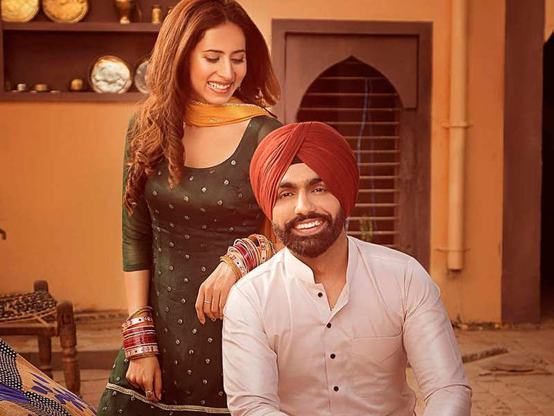 After 'Qismat', Ammy Virk and Sargun Mehta will feature together in THIS song