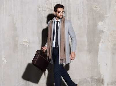#EtimesSuaveMen: Five ways men can experiment with scarves