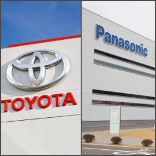Toyota-Panasonic battery JV to boost efficiency to catch up with Chinese rivals