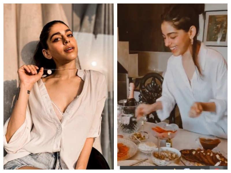 Take a sneak peek into Alaya F's stunning residence through her Instagram posts