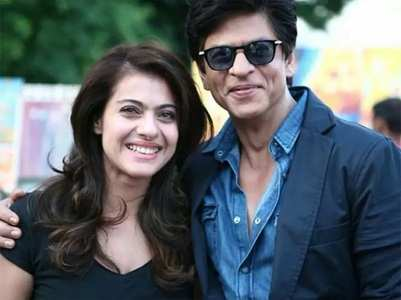 Throwback: Kajol's epic reply on marrying SRK