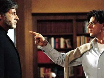 SRK on 20 years of 'Mohabbatein'