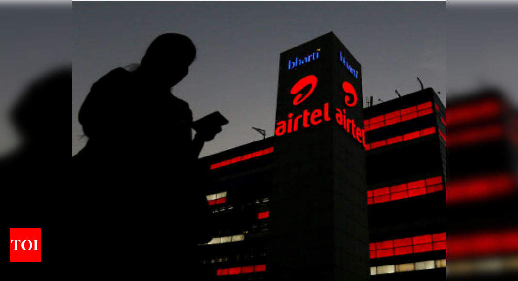 Airtel Q2 Results 2020: Bharti Airtel losses narrow to Rs 763 crore in September quarter; revenue zoom 22 | India Business News – Times of India