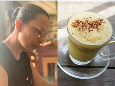 Nutritionist Rujuta Diwekar's haldi milk is all you need for good sleep
